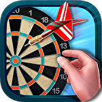 Darts 3D by Giraffe games limited Symbol