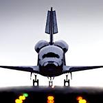 F-Sim Space Shuttle Symbol