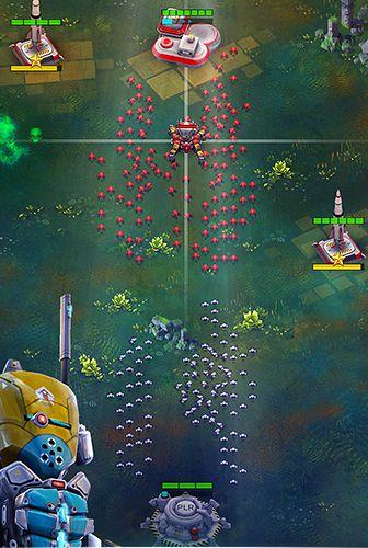 Jogos RPG: faça o download de Destruição de robôs para o seu telefone