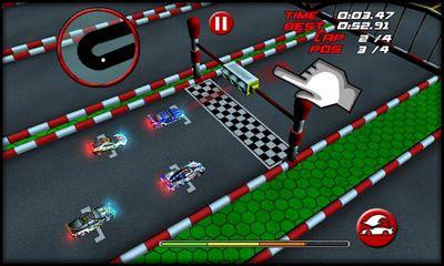 RC Mini Racing capture d'écran 1