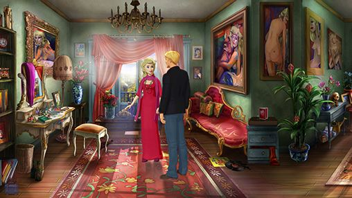 Broken sword 5: The serpent's curse. Episode 1: Paris in the spring скріншот 1
