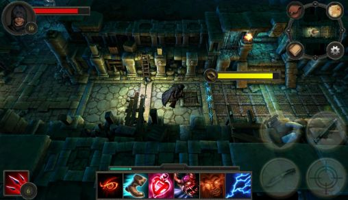 Action RPG Rogue: Beyond the shadows in English