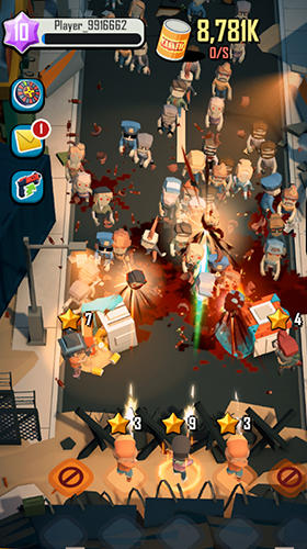 Dead spreading: Idle game 2 für Android
