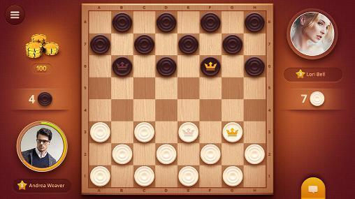 Logik Checkers: Saga für das Smartphone