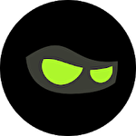Breakout ninja Symbol