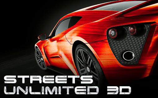 Streets unlimited 3D скриншот 1