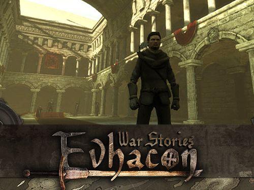 logo Evhacon: Kriegsgeschichten