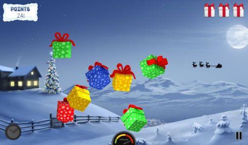 Feste Magic Christmas gifts auf Deutsch