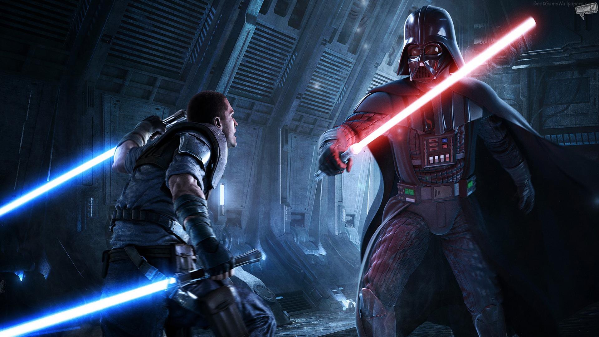 Star Wars-Spiele für Android