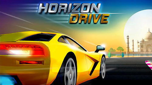 Horizon drive captura de pantalla 1