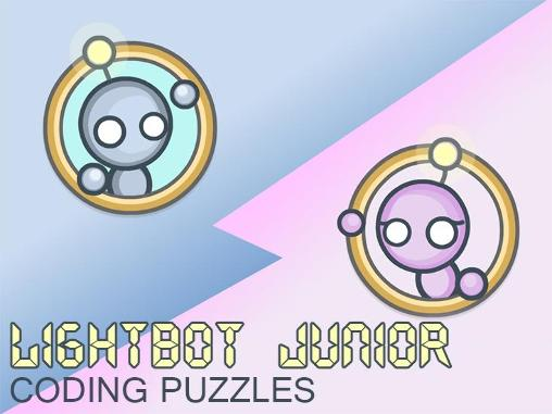 Lightbot junior: Coding puzzles скріншот 1