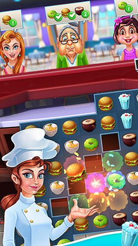 Superstar chef for Android