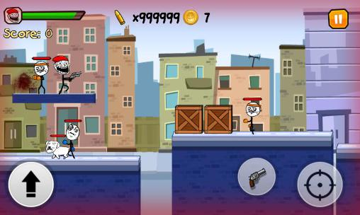 Run like troll 3: City hunter para Android