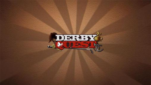 Derby horse quest скриншот 1