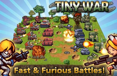 Tiny War for iPhone