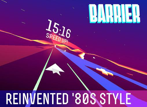 Barrier X para Android