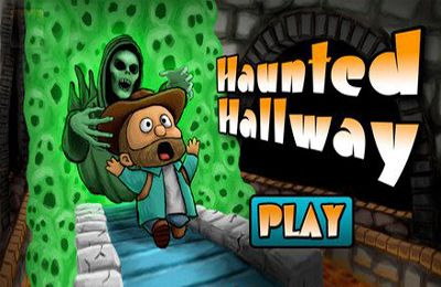 Screenshot Haunted Hallway on iPhone
