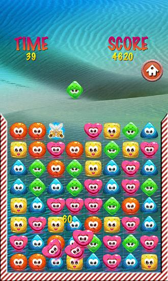 Jelly smash: Logical game für Android
