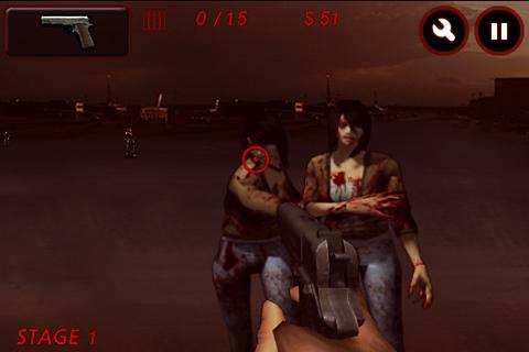 Город зомби для iPhone бесплатно