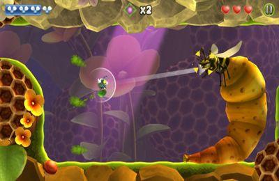 Screenshot Shiny das Glühwürmchen auf dem iPhone