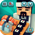 Sushi craft: Best cooking games. Food making chef icône