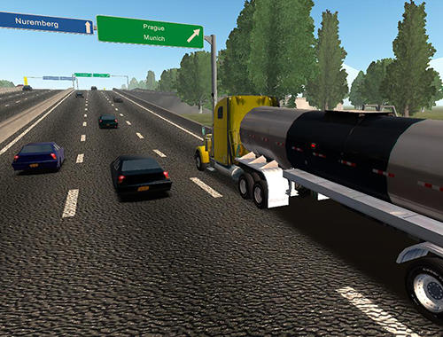 Truck simulator: Europe 2 для Android