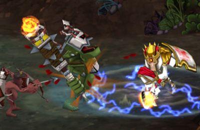 Скриншот Сущая темнота:  Павшее Королевство на Айфон