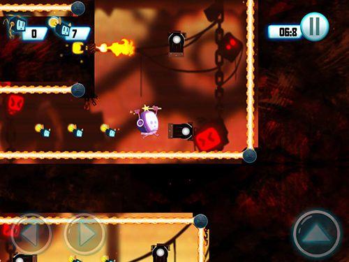 Скриншот Механический побег на Айфон