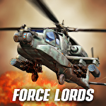 Air force lords: Free mobile gunship battle game ícone