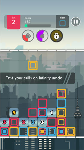 Block puzzle: Color box auf Deutsch