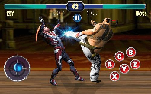 Big fighting game скріншот 1