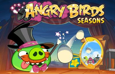 Angry Birds. Les Saisons - Abra-Ca-Bacon!