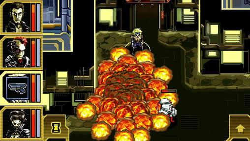 Cyberlords: Arcology screenshot 1