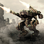 Иконка Robots battle arena: Mech shooter