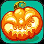 Halloween town: Bubble shooter icon