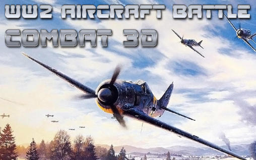 WW2 Aircraft battle: Combat 3D capture d'écran 1