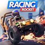 Racing rocket icono
