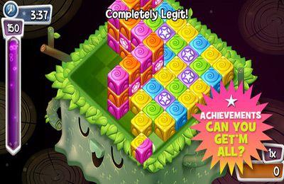 Cubis – Addictive Puzzler! for iPhone