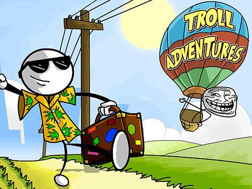 Troll adventures capture d'écran 1