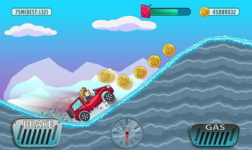 Cars: Hill climb race for Android