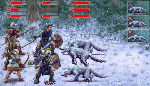 Tales of Illyria: Fallen knight screenshot 2