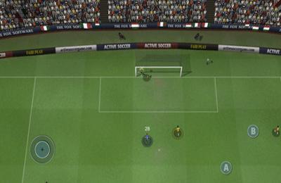 Спортивные игры Симулятор футбола
