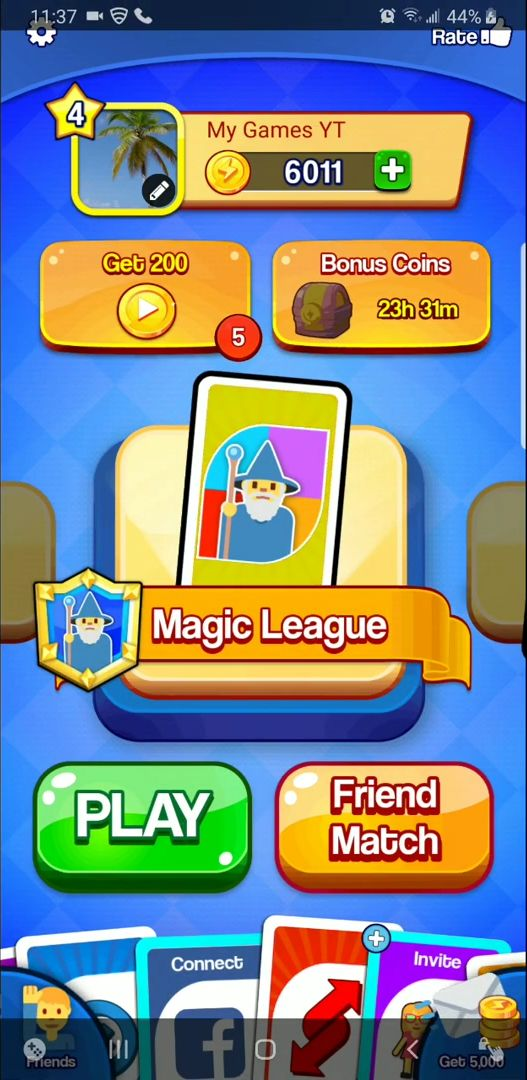 Card Party! - UNO with Friends Online, Card Games screenshot 1