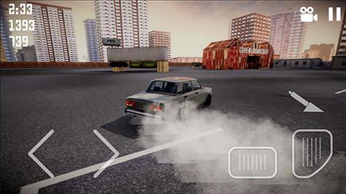 Lada drifting 2 VAZ drift screenshot 1