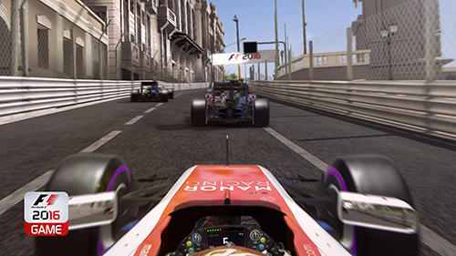 Formula 1 2016 game screenshot 4
