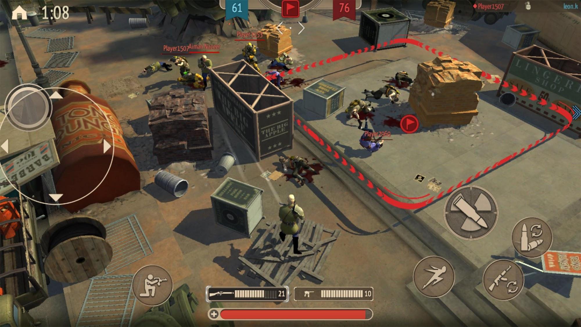 Diesel Soldiers: World War captura de pantalla 1