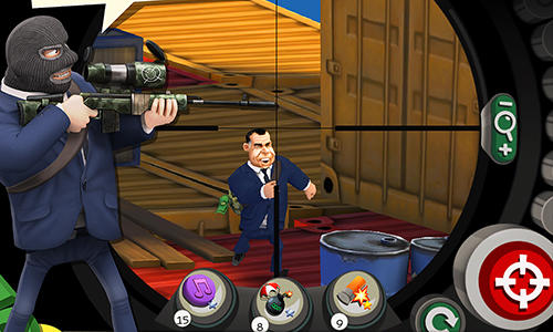 Snipers vs thieves for Android