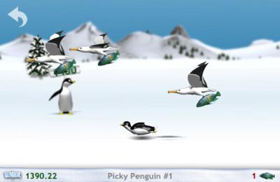 Летающие пингвины для iPhone бесплатно