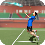 アイコン Badminton battle: Badminton championship