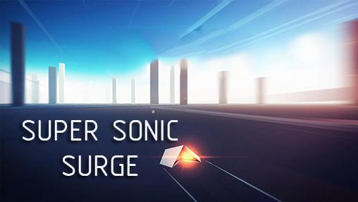 Super sonic surge ícone